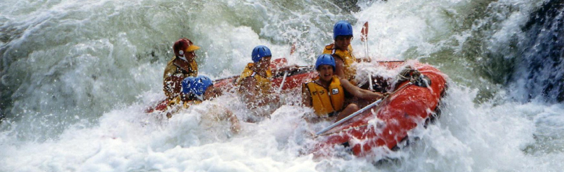 River Rafting Tour Package