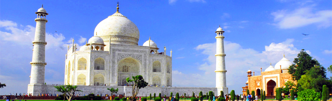 Weekend Tour Delhi to Agra